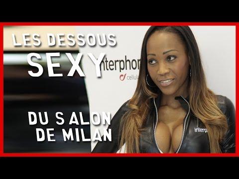 NOUVEAUTES 2015 : les dessous sexy du SALON DE MILAN !! (English Subtitles)