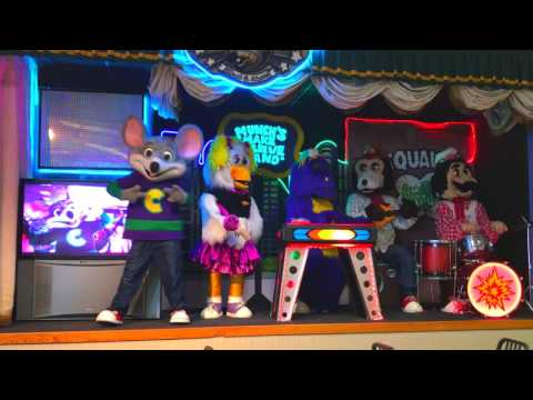 Chuck E. Live - Me and My Friends (Tampa, FL)
