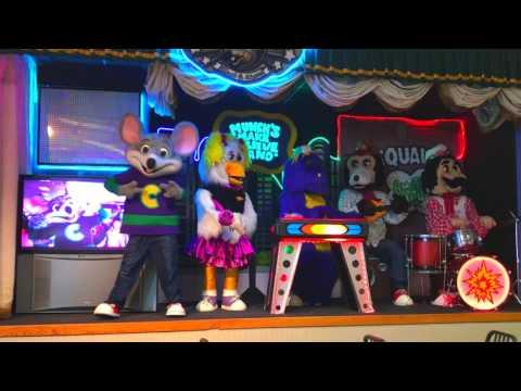 Chuck E. Live - Me and My Friends (Tampa, FL)