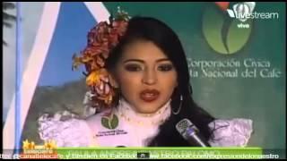 REINADO NACIONAL DEL CAFE 2013. 5 FINALISTAS Y RUEDA DE PREGUNTAS. (2)
