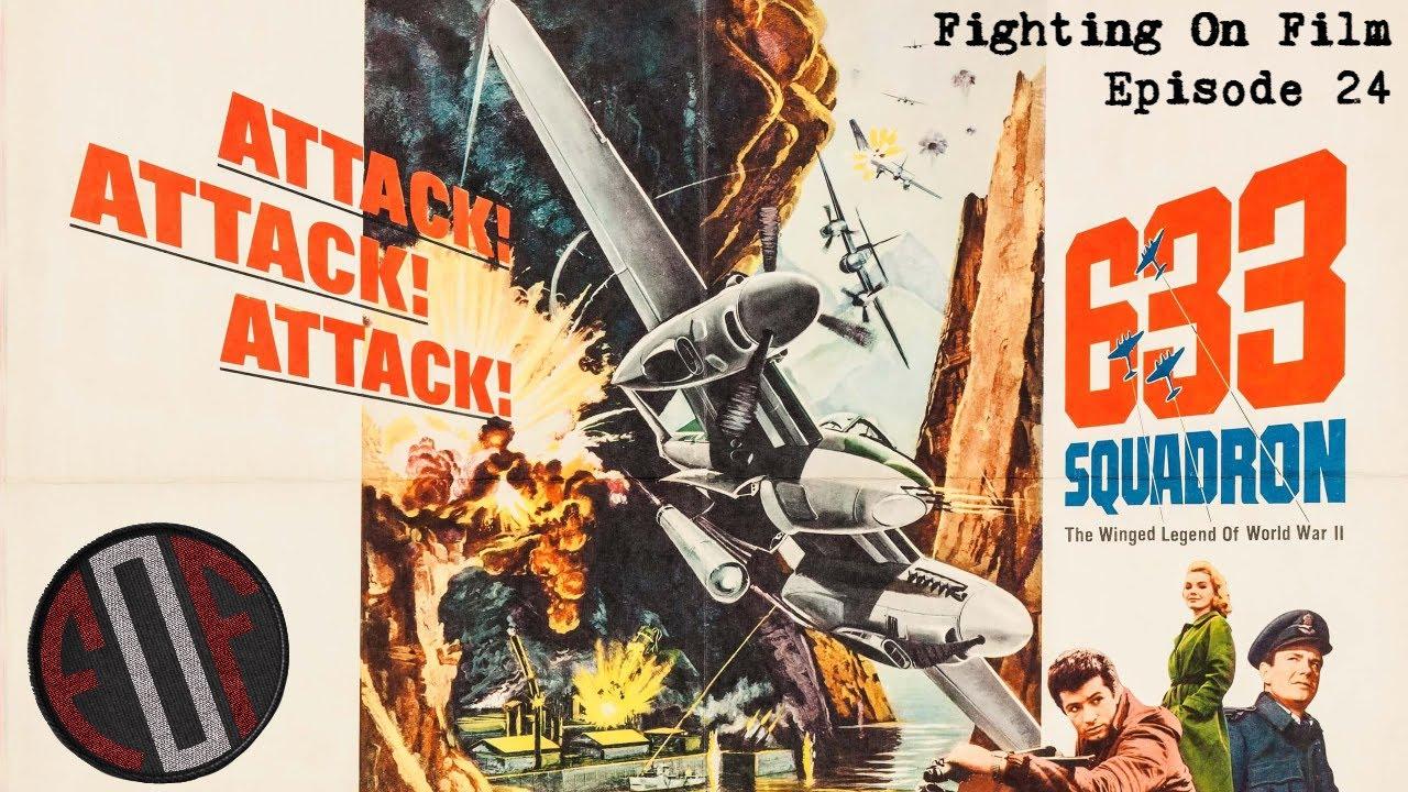 War Movie - Mosquito Squadron (1969)