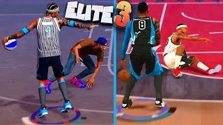 Finally ELITE 3 / They Could Not Stop The 5 Out - NBA 2K18 Playground & Pro Am