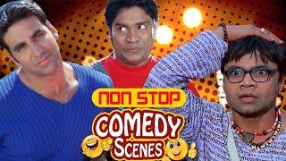 Best Comedy Scenes |  Bhagam Bhag - Dhol - Phir Hera Pheri - Aan : Men At Work -Mujhse Shaadi Karogi