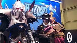 ИгроМир 2017: Итоги конкурса косплея Blizzard