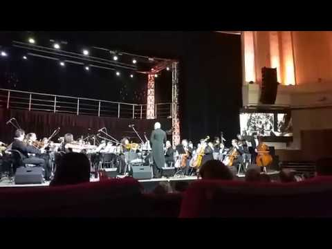 Пираты Карибского моря в исполнении симфонического оркестра