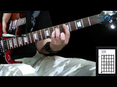 chop suey guitar tab pdf