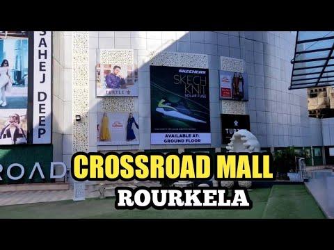 CrossRoad Mall , ROURKELA  View | New Mall | Pantaloons | Bhubaneswar | Odisha | Rourkela Vlogs |