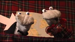 Argyll & Bute - The NeverSeconds Song, Scottish Falsetto Sock Puppet Theatre