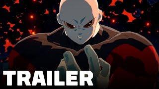 DRAGON BALL FighterZ - Jiren and Videl Gameplay Trailer (Season 2)