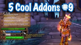 Jessiehealz - 5 Amazing Addons #9 (World of Warcraft)