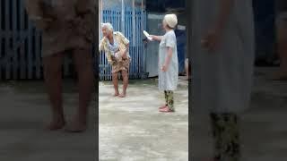 LUCU Nenek2 berantem rebutan harta