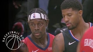 [NBA] Los Angeles Clippers vs New Orleans Pelicans, Full Game Highlights, November 14, 2019