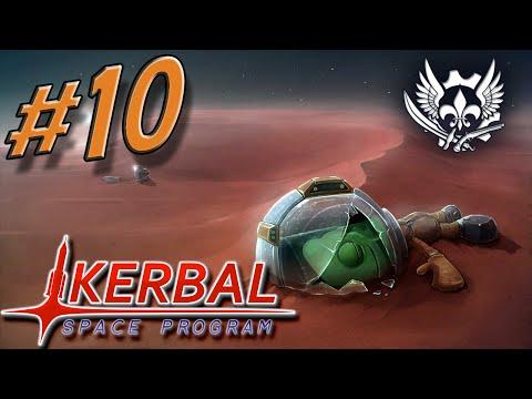 Kerbal Space Program - Ep.10 : L'atterrissage de DUNA ONE