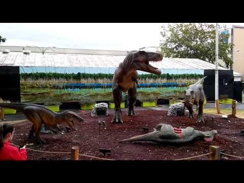 [HD] Dinosaurs Alive! at the Pacific National Exhibition