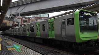 【JR】E235系0番台トウ39 浜松町発車