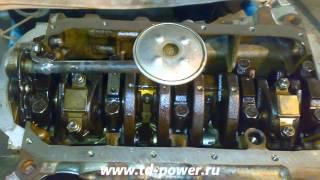 Судовой двигатель ВАЗ-2112 16V