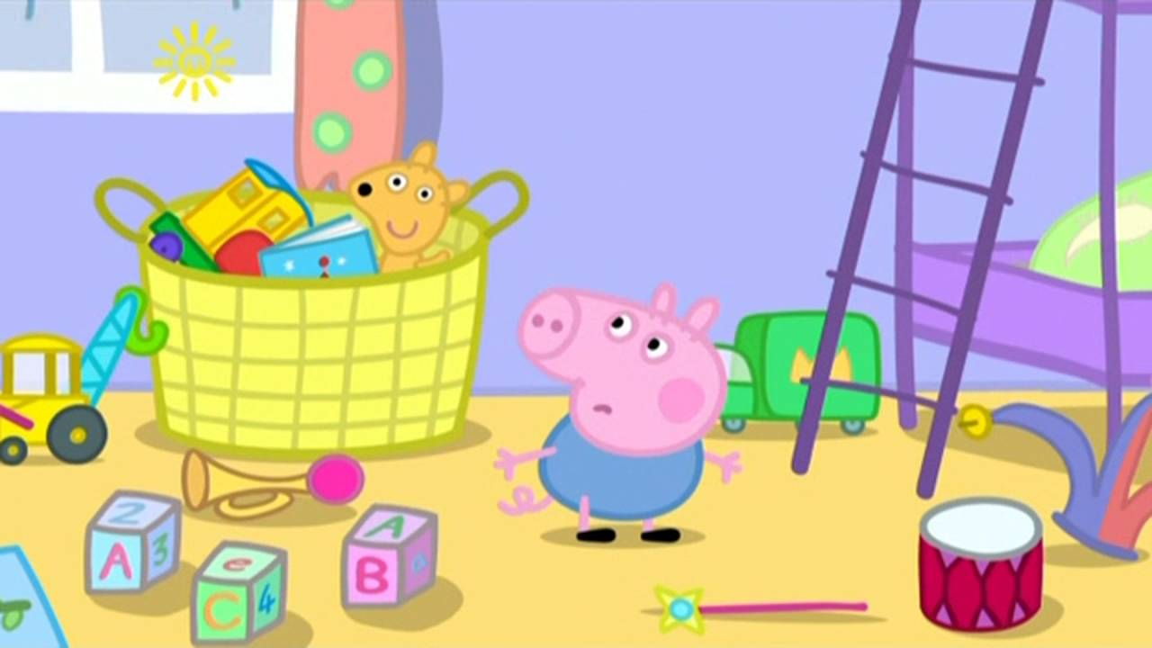Download Peppa Pig - The Rainy Day Game (9 episode / 4 season) [HD]