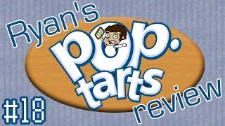 Ryan's Pop-tarts Review! - Oatmeal Delights: Mapley Brown Sugar