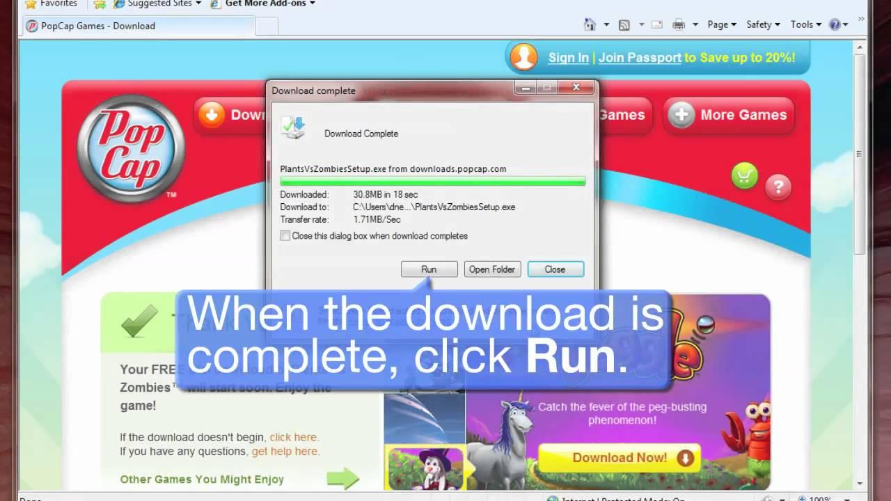 popcap games free download full version