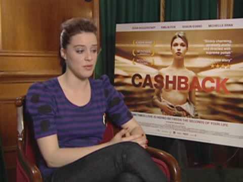 Michelle Ryan on Cashback  Empire Magazine