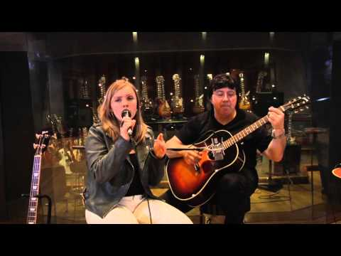 Matter of Trust (Billy Joel cover) video- Cassandra Kubinski Live at Gibson