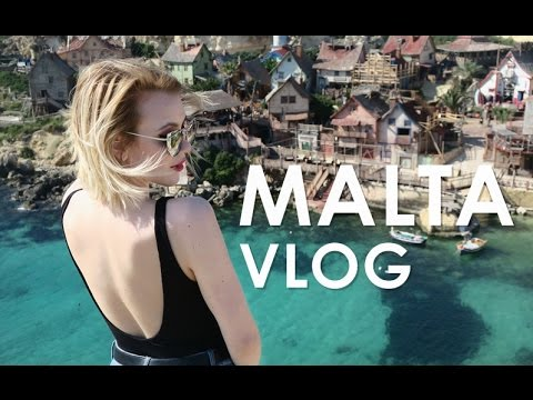 VLOG PODRÓŻNICZY - MALTA (Mój pierwszy Vlog)