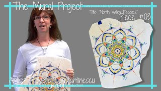 """""""North Valley Peacock"""" by Michelle Constantinescu 