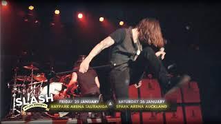 Baixar Slash Ft Myles Kennedy & The Conspirators: Living The Dream Tour New Zealand