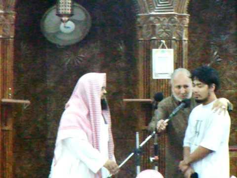 جمال أبومرعي مسجد لطيفة riyadh cable new moslem jamal abu marie 4