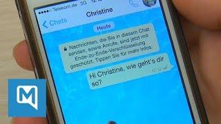 Messenger wird sicherer: So funktioniert die neue WhatsApp-Verschlüsselung