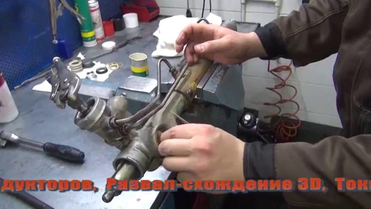 Ремонт компрессора кондиционера DODGE/CHRYSLER VOYAGER