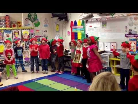 This is the fourth upload of Julie Mays holiday party at Lumpkin county elementary school in 2013