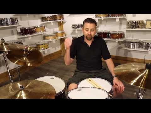 Sonor SQ1 3pc Drum Set 22/12/16 - Video Demo