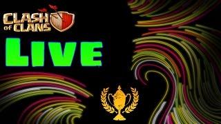 Clash of Clans Deutsch 095 Handy Clan Krieg Live