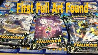6 Lost Thunder Pokémon Booster Packs Opening 🔥