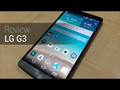 Prova em vídeo: LG G3   Tudocelular.com