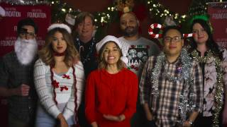 Cast of �Superstore� Celebrates Givemas in Support of the SAG-AFTRA Foundation