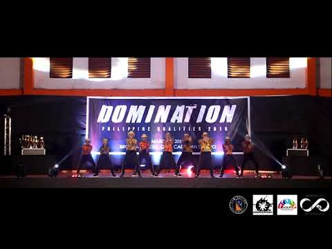 DOMINATION PH SOUTH QUALIFIER 2019 | Bocboc NHS | Mavericks | 1st Place