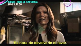 Grimm - Final de temporada