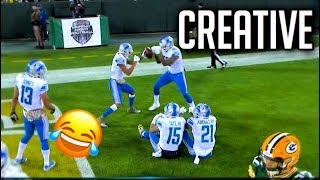 NFL Creative Touchdown Celebrations || HD