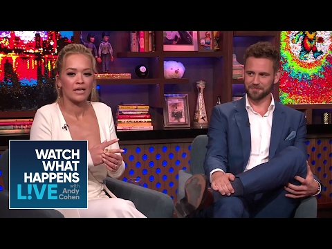 Rita Ora and Nick Viall Play Clubhouse Playhouse, 'Bachelor' Style! - #FBF - WWHL