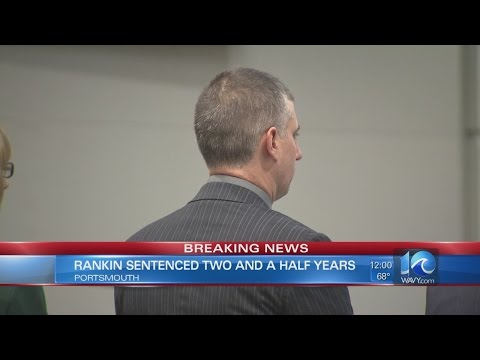 Rankin sentenced to 2.5 years in shooting death of William Chapman