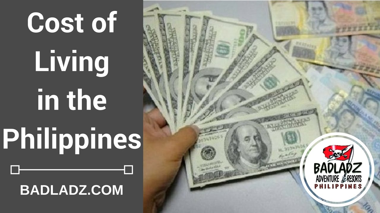 Cost Of Living In The Philippines - Budget to Live in the Philippines