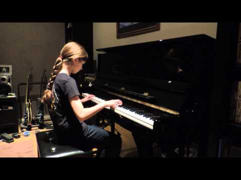 Radioactive ~ Imagine Dragons ~ Jasmine D ~ Piano Cover