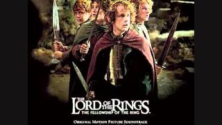 The Great River (15) - The Fellowship of the Ring Soundtrack