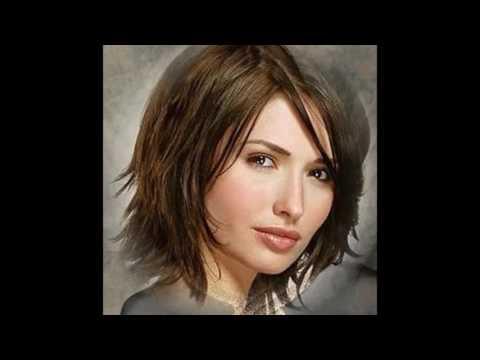 Imagenes cabello corto para cara redonda