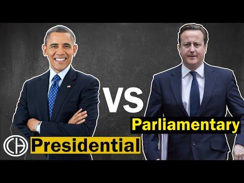 Presidential Republics and Parliamentary Democracies