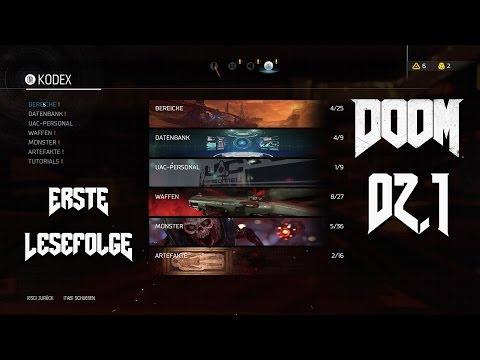 Erste Lesefolge   Doom #02.1   Nebenfolge