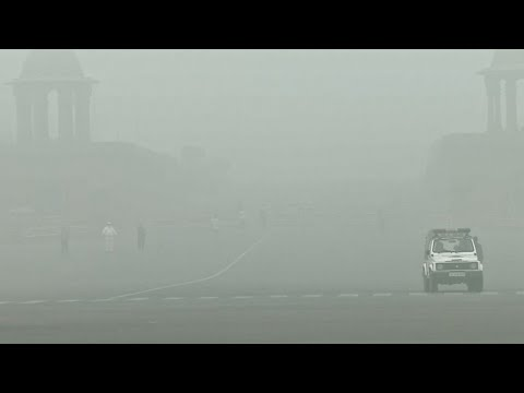 Delhi smog declared public health emergency