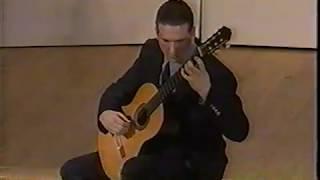 Eric Andersen- Classical Guitar Recital